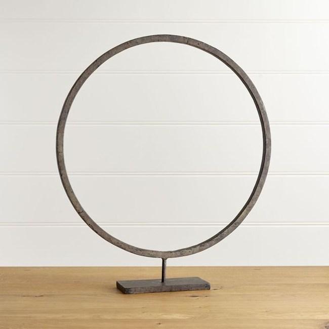 Crate&Barrel Circlet 擺飾 (L)