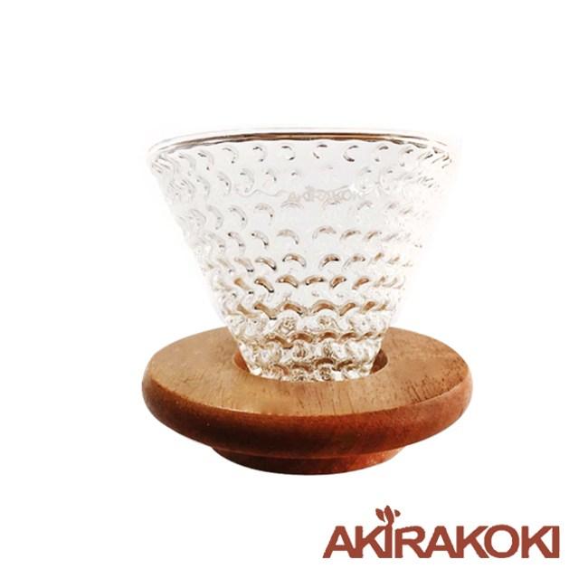 AKIRAKOKI 草莓濾杯SBG-02 搭贈500ml咖啡壺