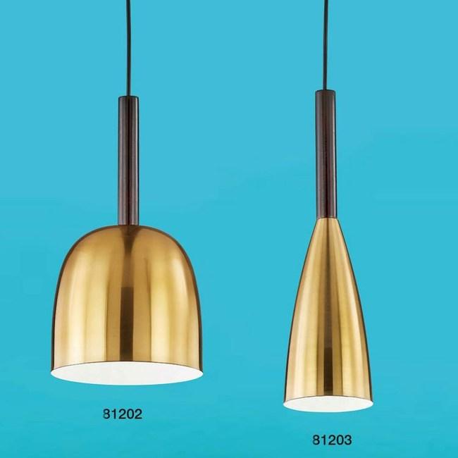 【PW居家燈飾】 時尚金屬單吊燈