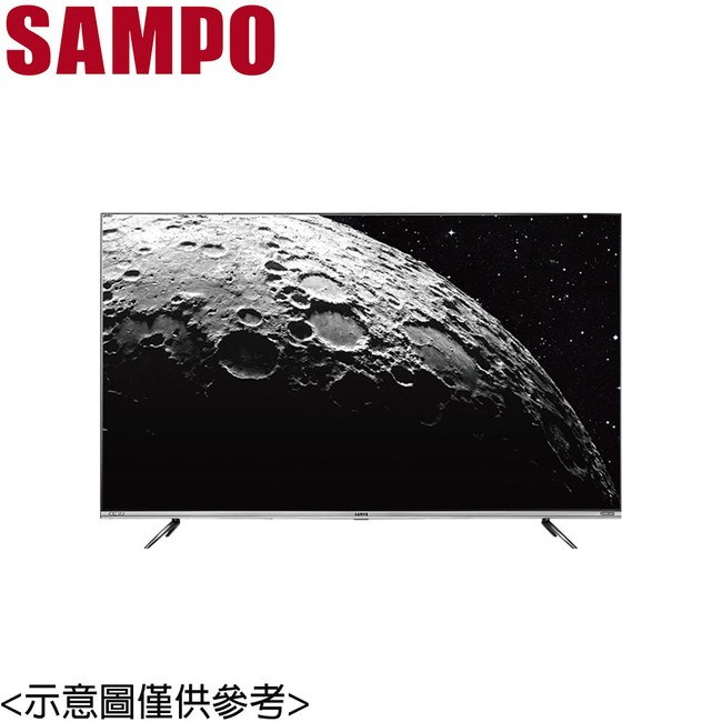 【SAMPO聲寶】55吋 4K聯網 液晶顯示器 EM-55JA210