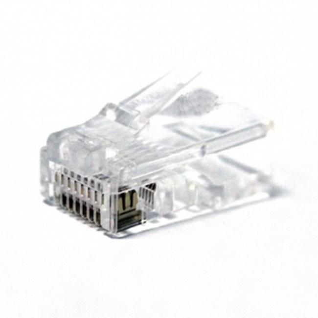 群加Cat.5e超五類水晶頭-20入 CAT5E-G8P8C320