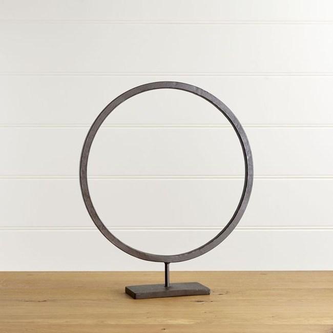 Crate&Barrel Circlet 擺飾 (M)