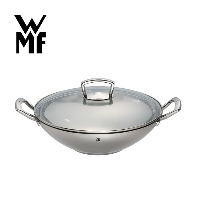 【德國WMF】不鏽鋼炒鍋 36cm