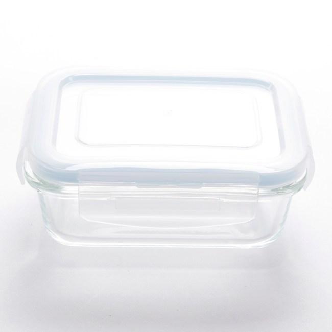多用途耐熱玻璃保鮮盒 330ml