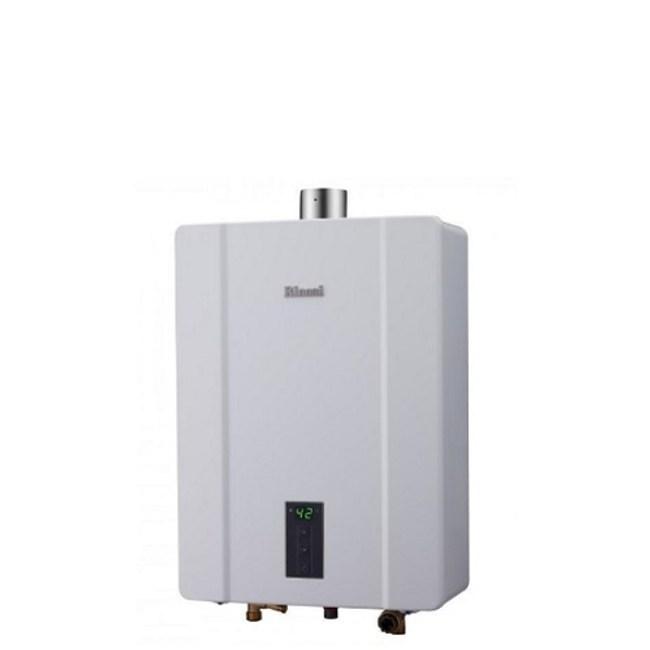 (無安裝)林內16公升屋內熱水器天然氣RUA-C1600WF_NG2-X
