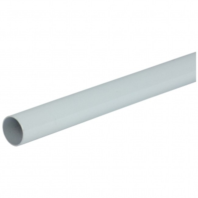 5分鐵管4尺白色