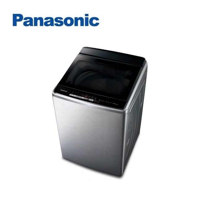 (贈不沾方型煎炒鍋)Panasonic國際牌17KG變頻洗衣機 NA-V170GBS-S