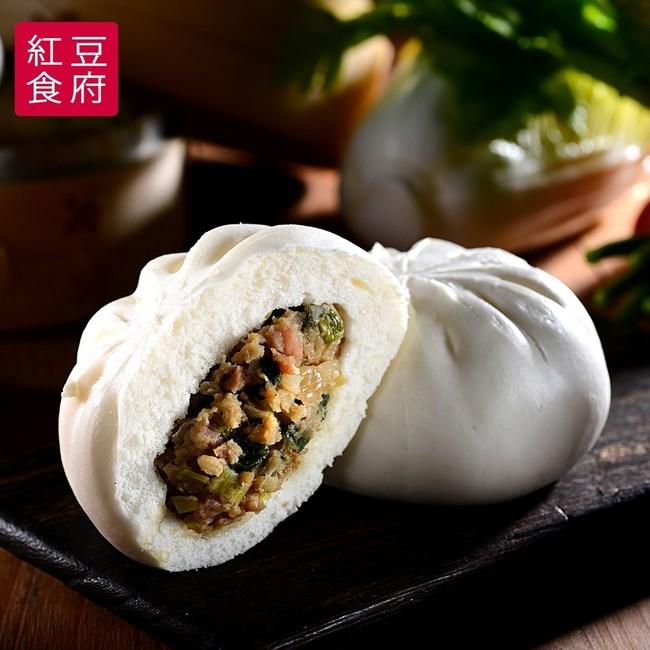 紅豆食府SH.鮮肉包(6入/袋,共兩袋)