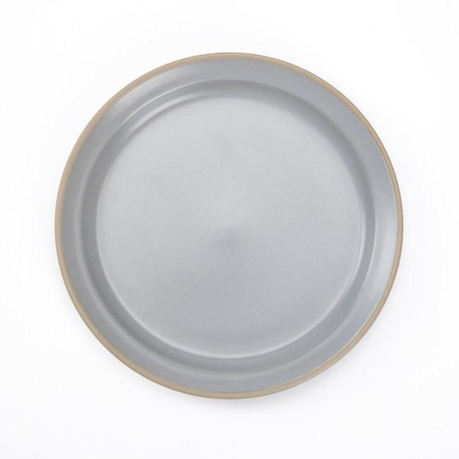 維亞平盤16cm 灰