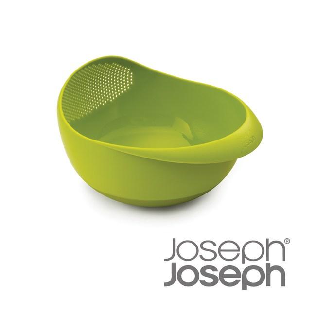 【Joseph Joseph】浸泡洗滌兩用濾籃(大綠)