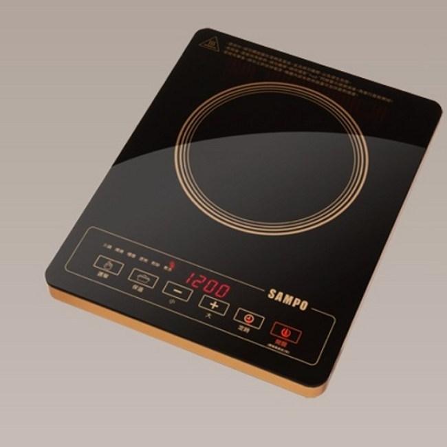 SAMPO聲寶觸控式不挑鍋電陶爐 KM-SL12P