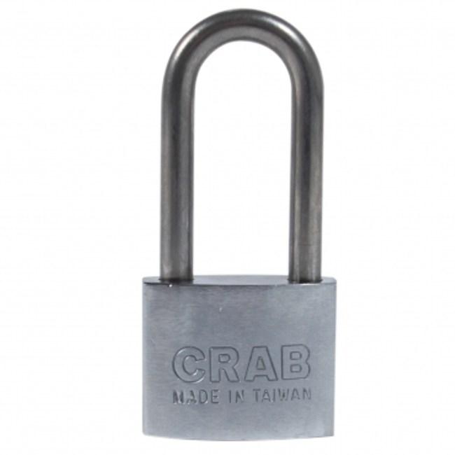 CRAB白鐵中長安全掛鎖 #313L (40 mm)