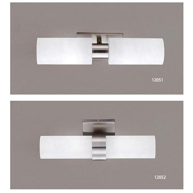 【PW居家燈飾】 造型壁/鏡前燈二燈  橫放/直放 兩用
