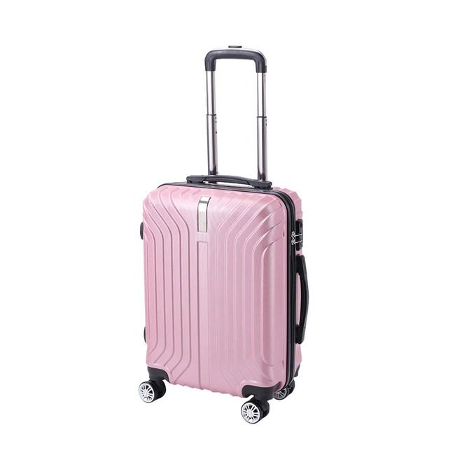 Escape's 炫風硬殼20吋行李箱 玫瑰金