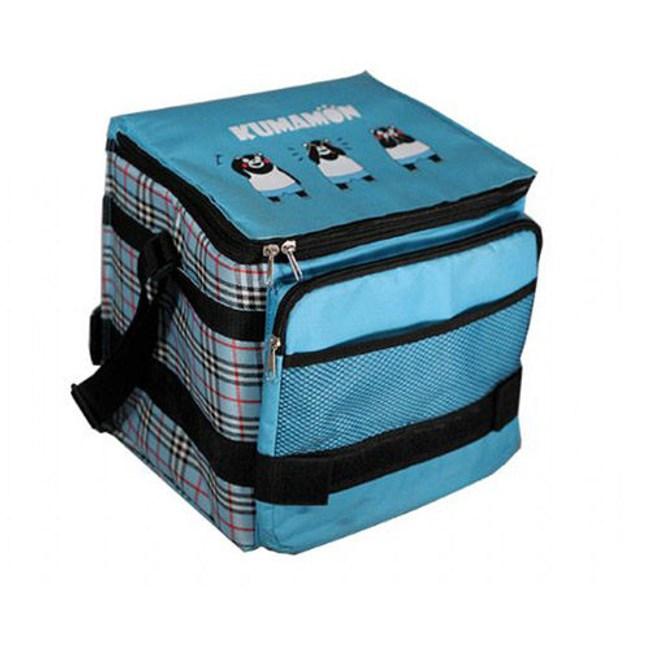 日本Kumamon 摺疊保溫保冷袋6L KMP-003