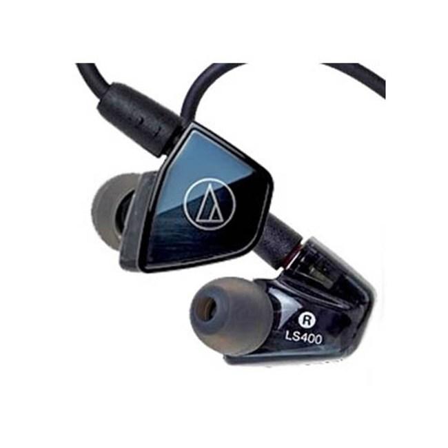 鐵三角 ATH-LS400 可拆式入耳式耳機 平衡電樞型