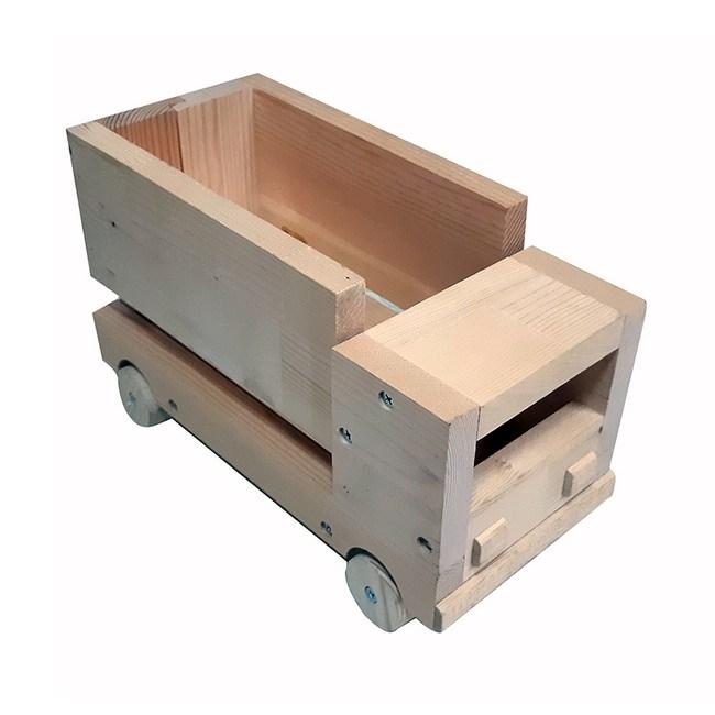 DIY材料包-椴木小卡車