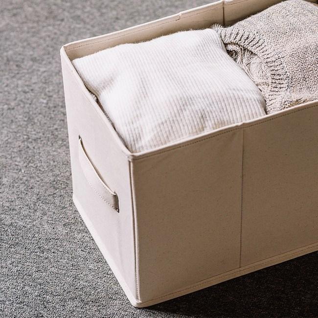 走走家具 大容量收納布籃-置物架/高架用