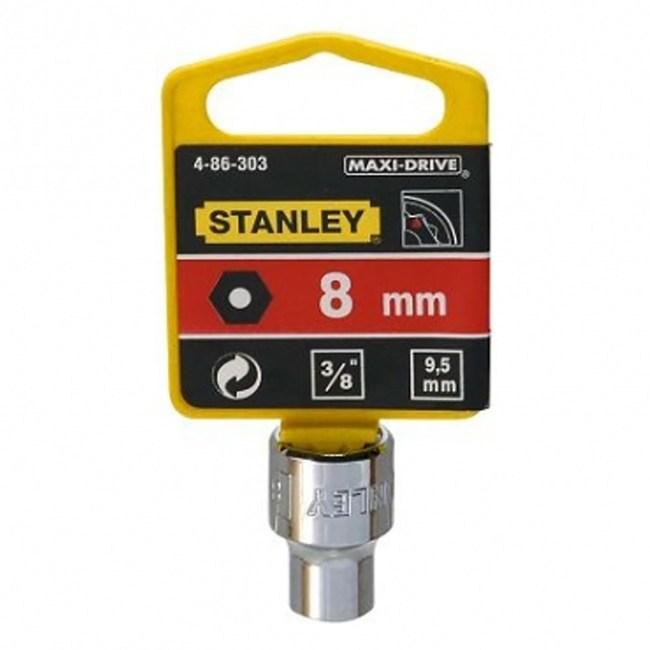 STANLEY套筒 3/8吋 X8mm