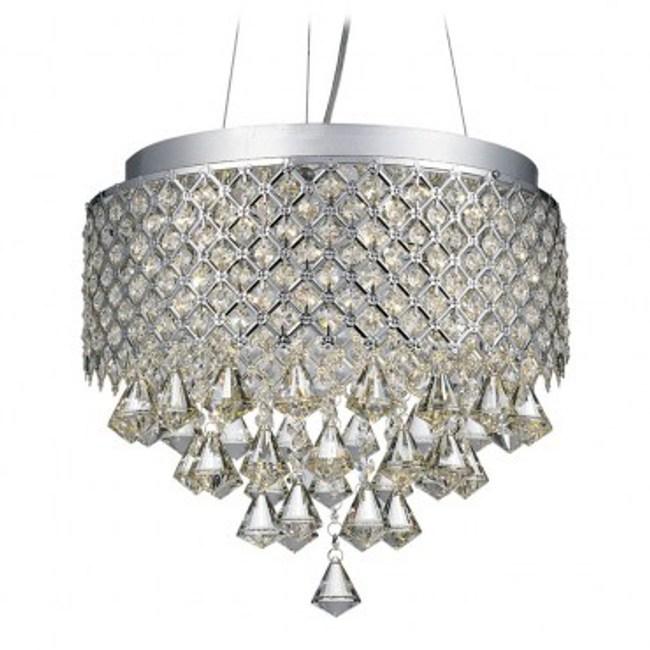 北極星36W LED水晶餐吊燈