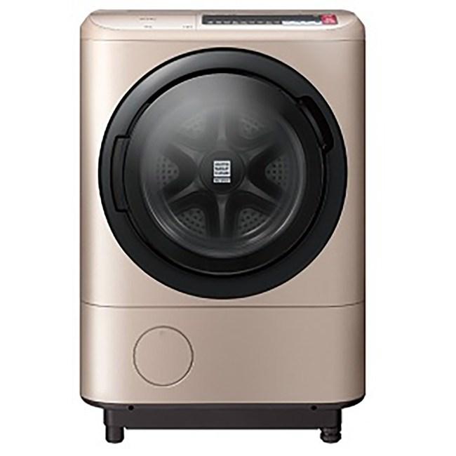 HITACHI 日立 12.5公斤 滾筒洗衣機 BDNX125BHJ
