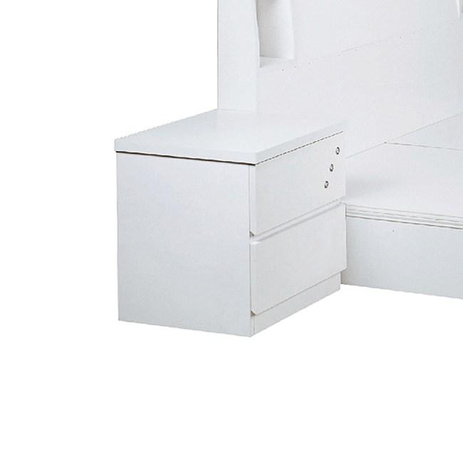【YFS】班奈特床頭櫃-46x40x47cm(三色可選)