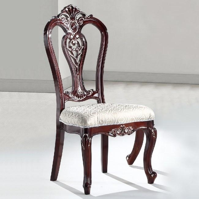 【YFS】艾倫胡桃實木餐椅-56x60x112.5cm
