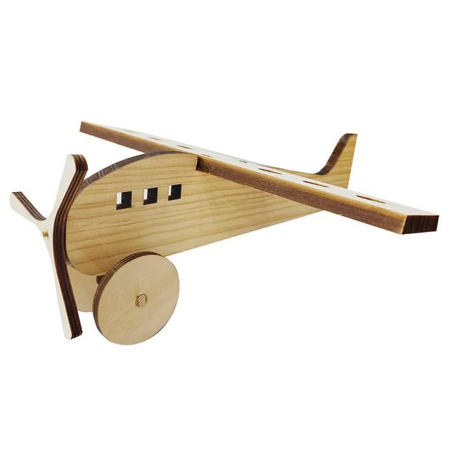 DIY材料包-飛機筆筒