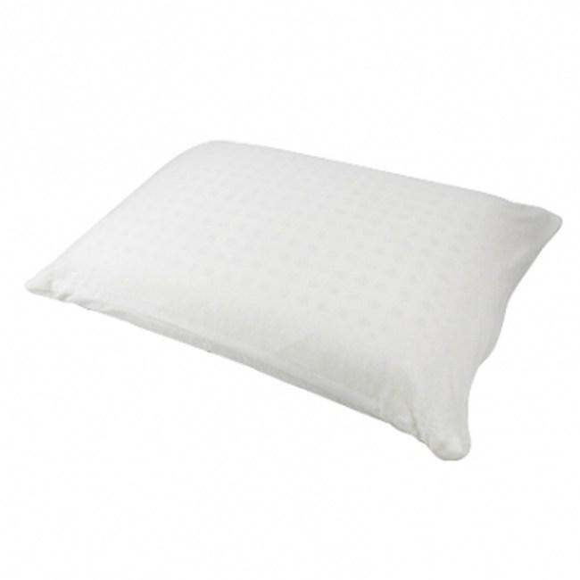 HOLA home 馬來西亞天然乳膠枕標準型 H12.5 CM