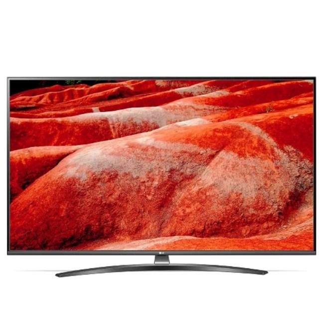 預購*(含標準安裝)LG 55吋4K電視金屬無邊框55UM7600PWA