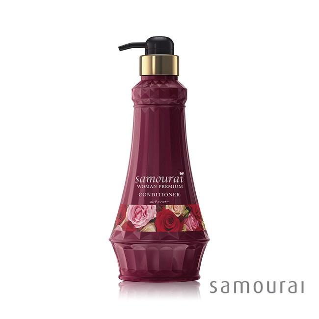 Samourai浪漫玫瑰潤絲精(550ml/瓶)