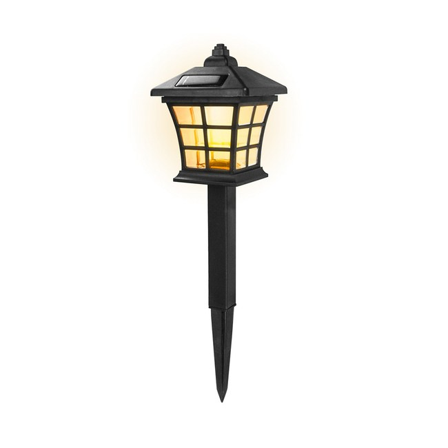 KINYO 日式太陽能LED庭園燈 GL-6023