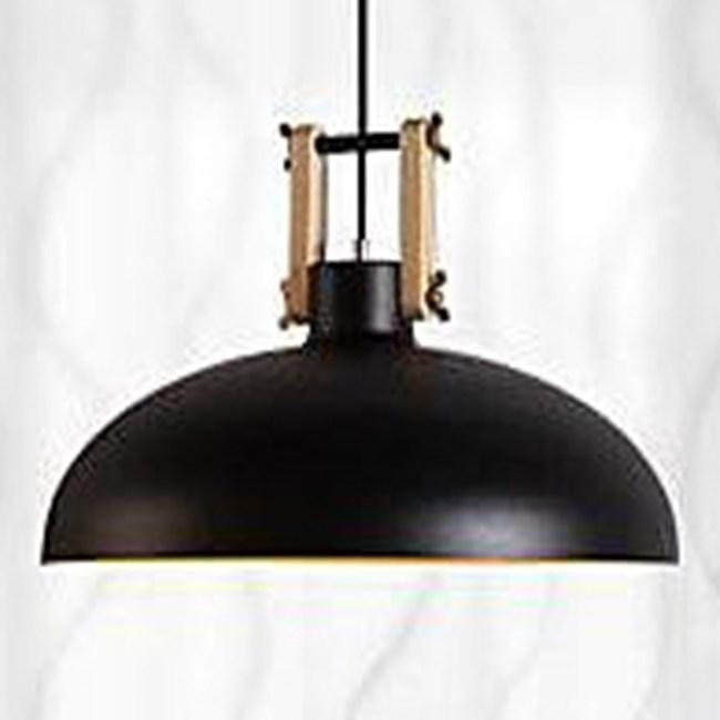 HONEY COMB 北歐風單吊燈 黑色 TA7592R