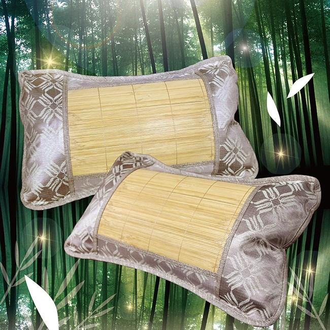 【Victoria】竹藝茶香枕(2顆)