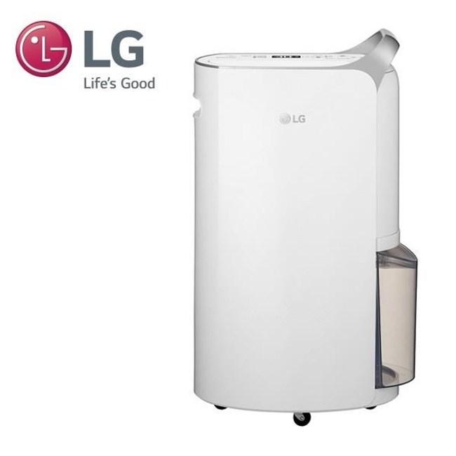 (回函贈伸曬衣繩)LG PuriCare 17公升變頻除濕機 MD171QSK1