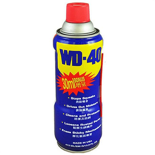 美國製 USA 防鏽油 WD-40 防鏽 潤滑油 容量412ml