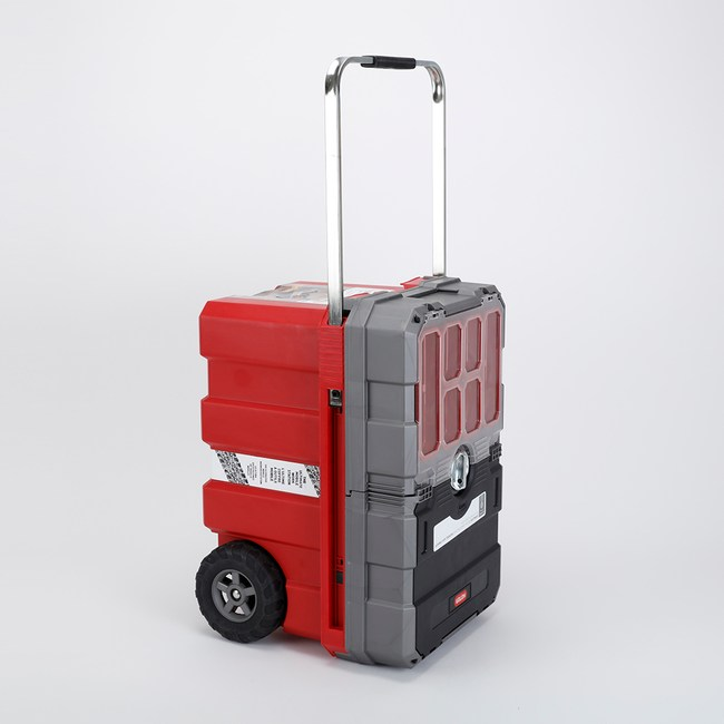 KETER大容量工具收納推車