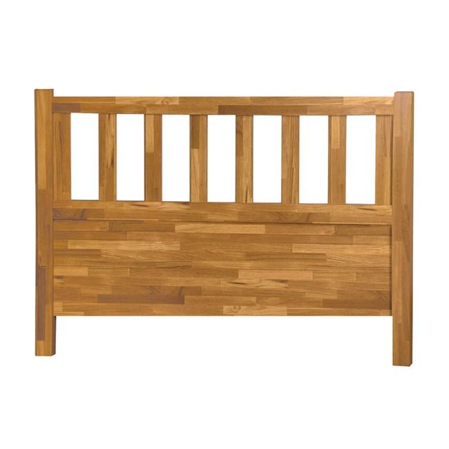 【YFS】普利莫5尺床頭片-154x4x99cm(三色可選)集成木