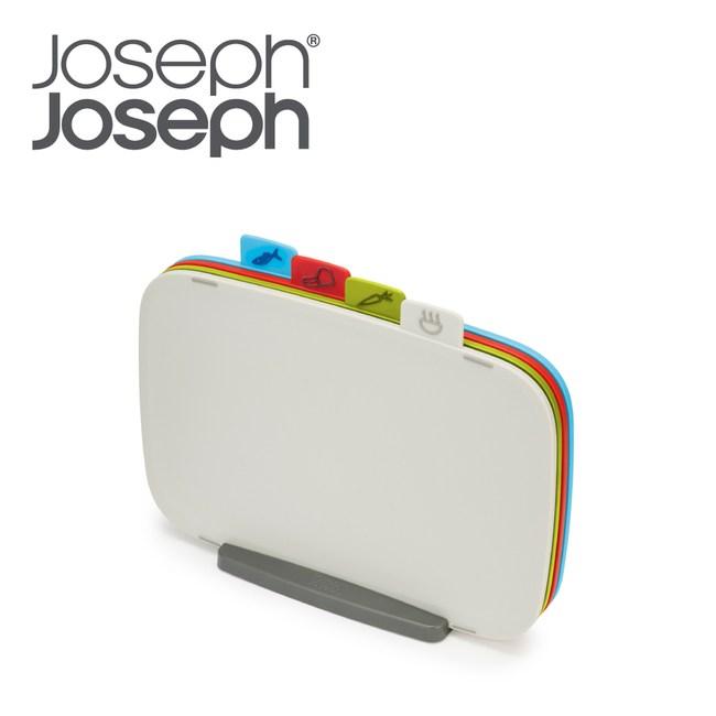 【Joseph Joseph】Duo 砧板四件組(多彩)