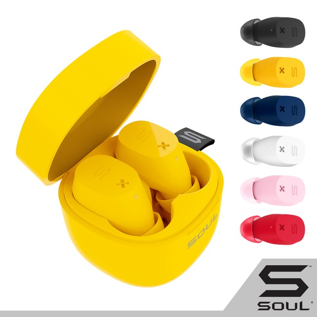 【SOUL】ST-XX 高性能真無線藍牙耳機SS52WH