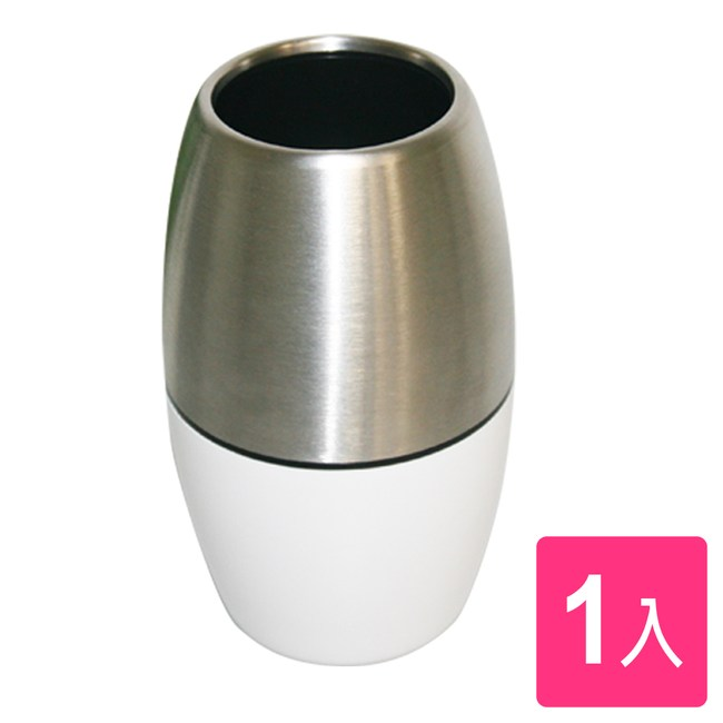 【AXIS 艾克思】威尼斯典雅漱口杯_1入_白色