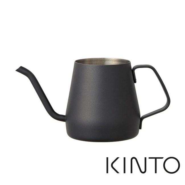 日本KINTO POUR OVER KETTLE手沖壺430ml-黑