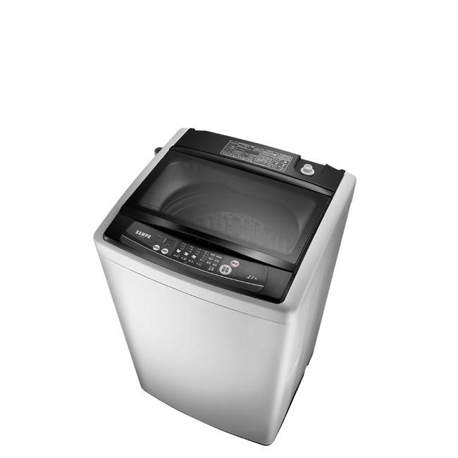 聲寶11公斤洗衣機銀色ES-H11F(G3)