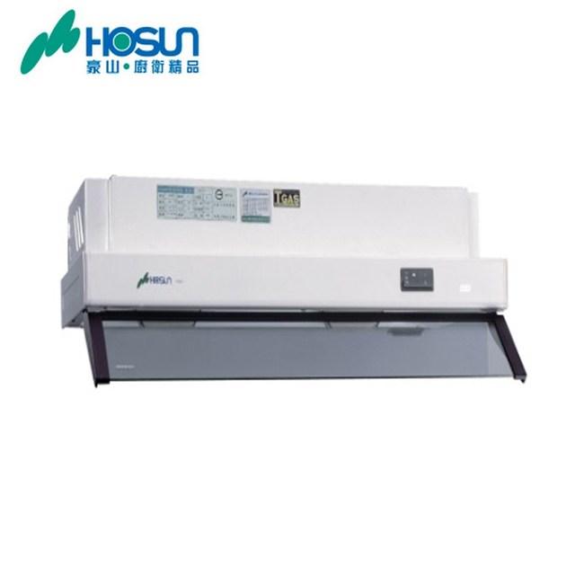 【豪山HOSUN】(隱藏式抽油煙機V-901P- 90CM