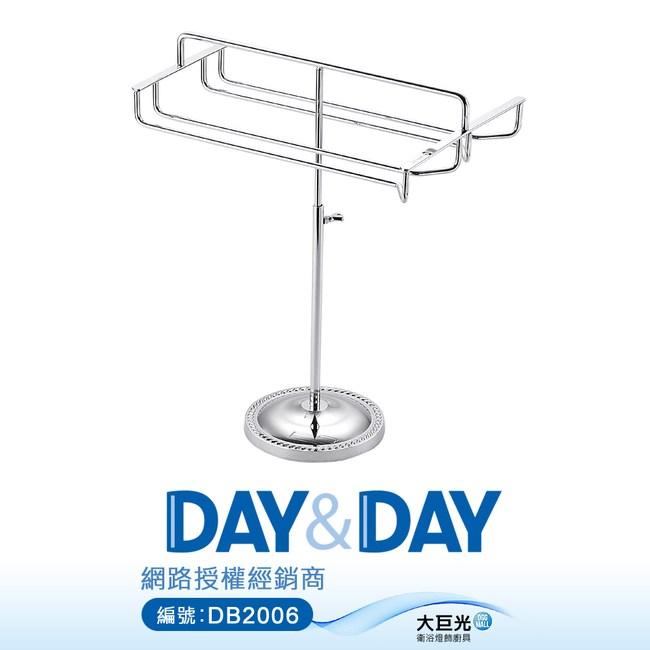 【DAY&DAY】可調式桌上型高腳杯架(3010TC)