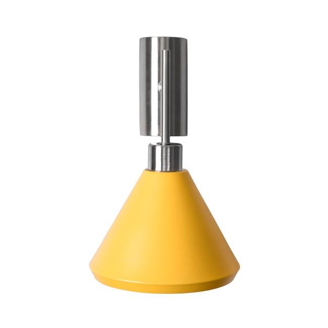 (組)特力屋萊特霧銀壁燈黃鐵燈罩