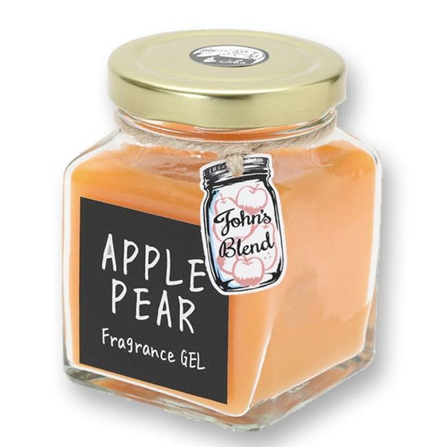 日本John's Blend芳香膏 蘋果梨135g