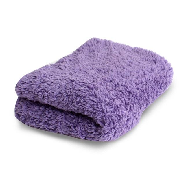 Lovel 7倍強效吸水抗菌超細纖維毛巾(柔棉紫)