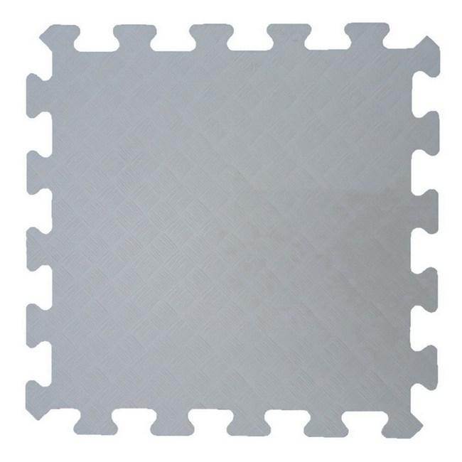 特力屋EVA安全地墊9入-白色32x32x1.4cm