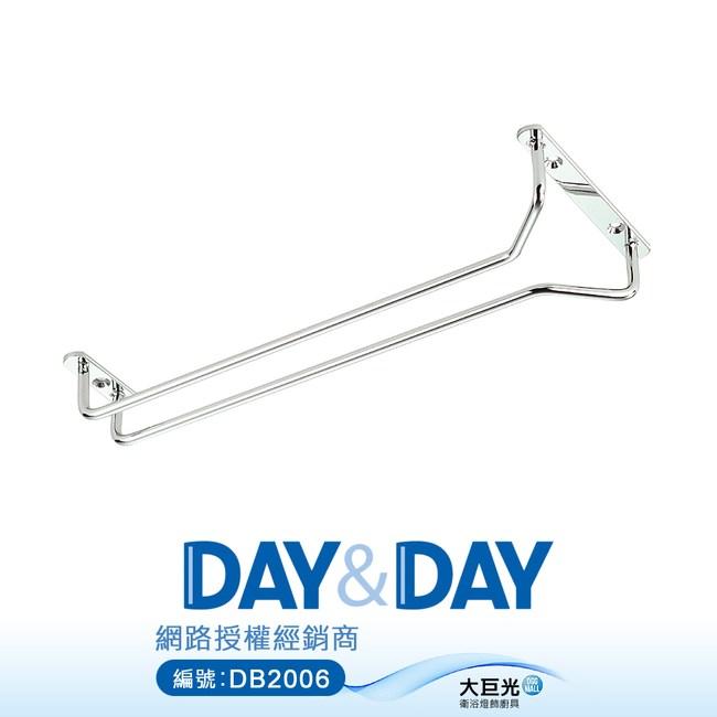【DAY&DAY】不鏽鋼120mm入口高腳酒杯架(ST3010SC)